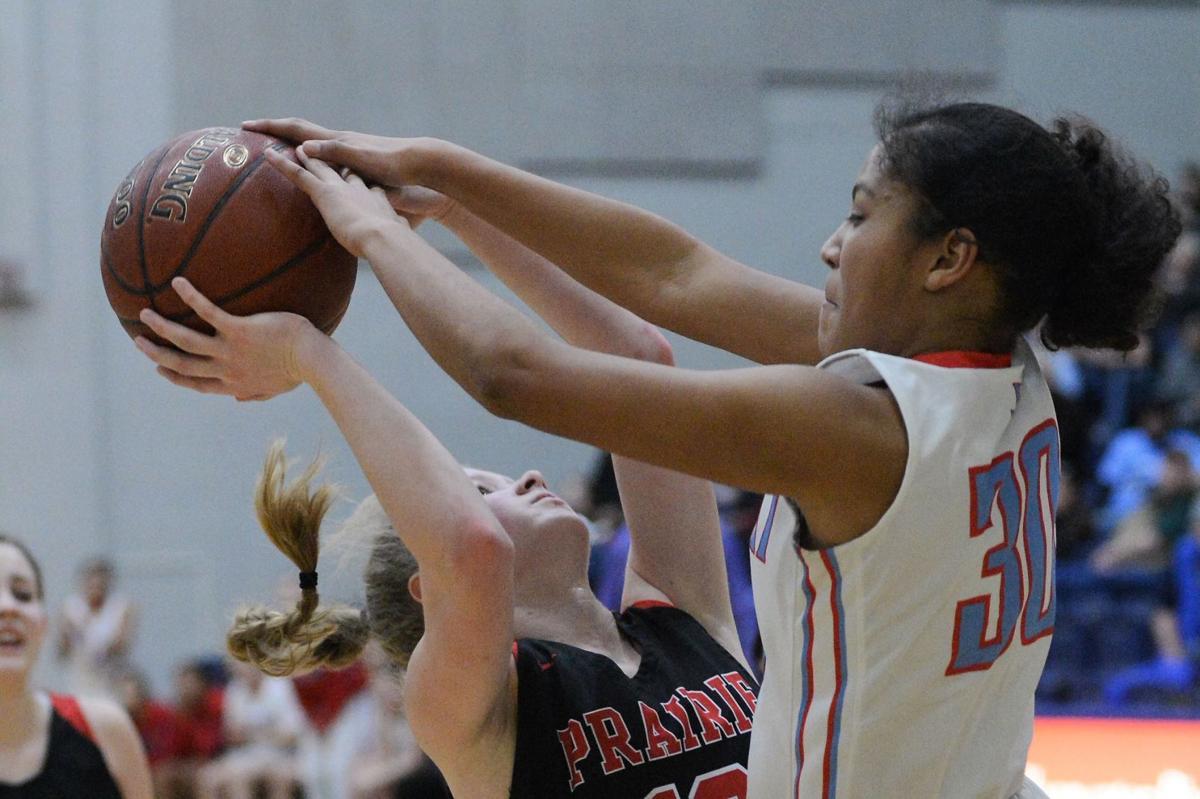 Girls basketball: Theresa Wemhoff