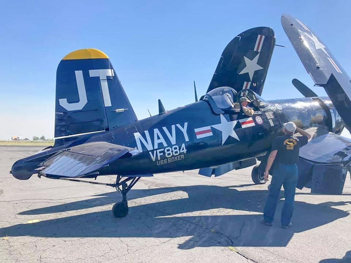 Navy plane photo