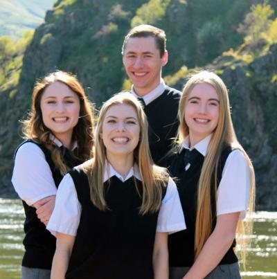 St. John Bosco Academy 2020 graduates