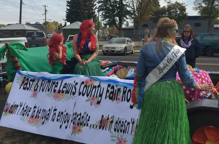 Lewis County Fair parade