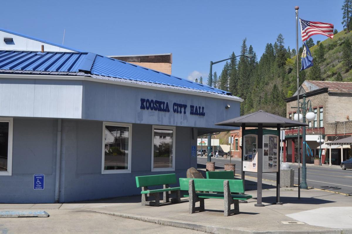 Kooskia City Hall