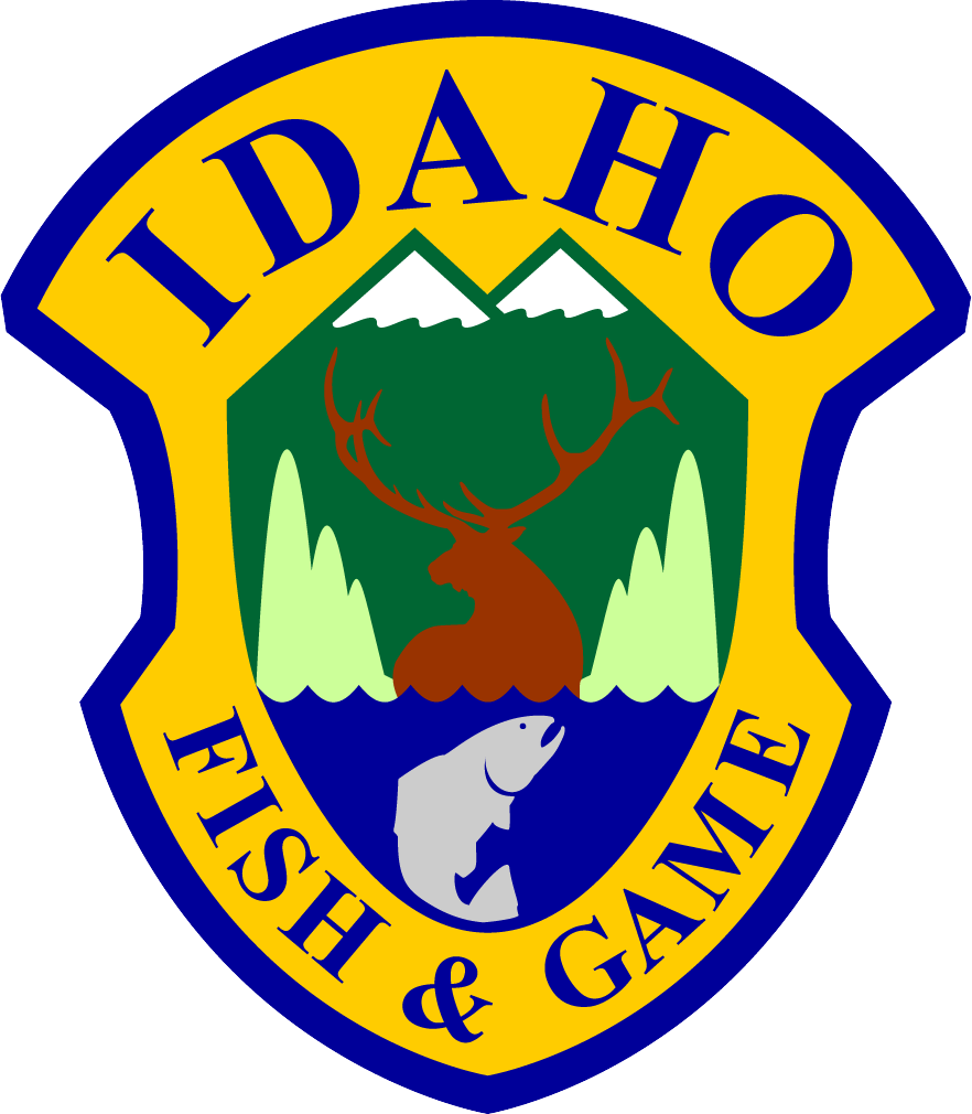 Idaho Department of Fish and Game (IDFG) logo