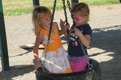 Grangeville playground