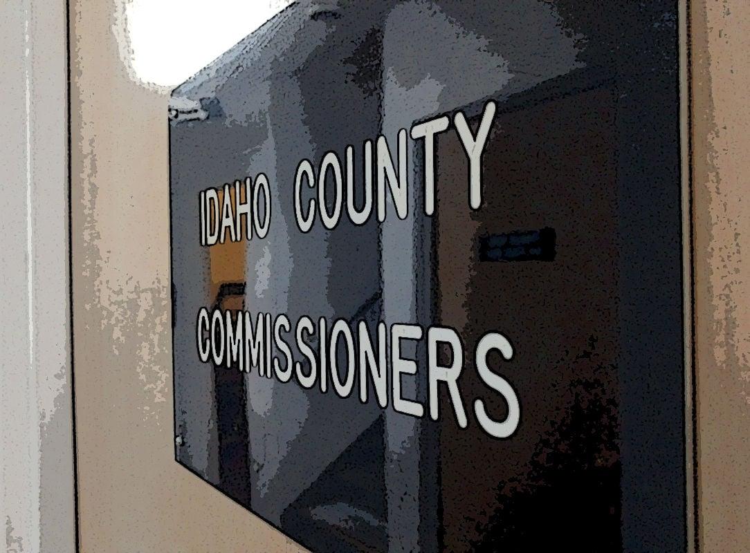 Idaho County Commission Notes image