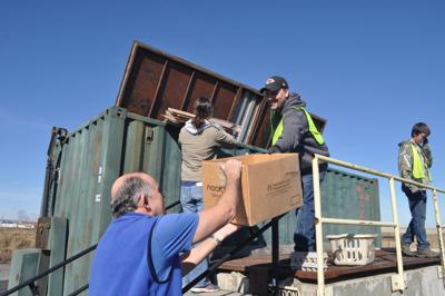 Idaho County Recycling center in Grangeville closed