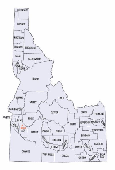 Idaho state image