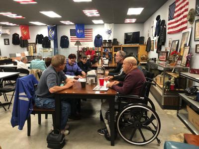 Veterans' Center