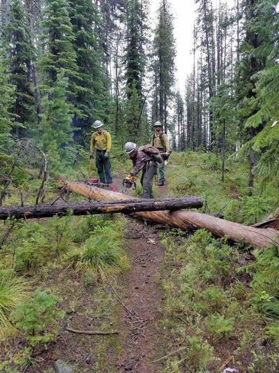 USFS preserves Southern Nez Perce Trail 2