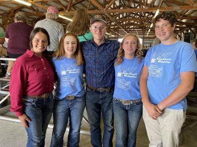 Idaho County Citizen Washington Focus delegates photo