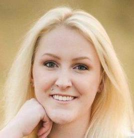 Katherine 'Katie' Hauger, 23, Grangeville