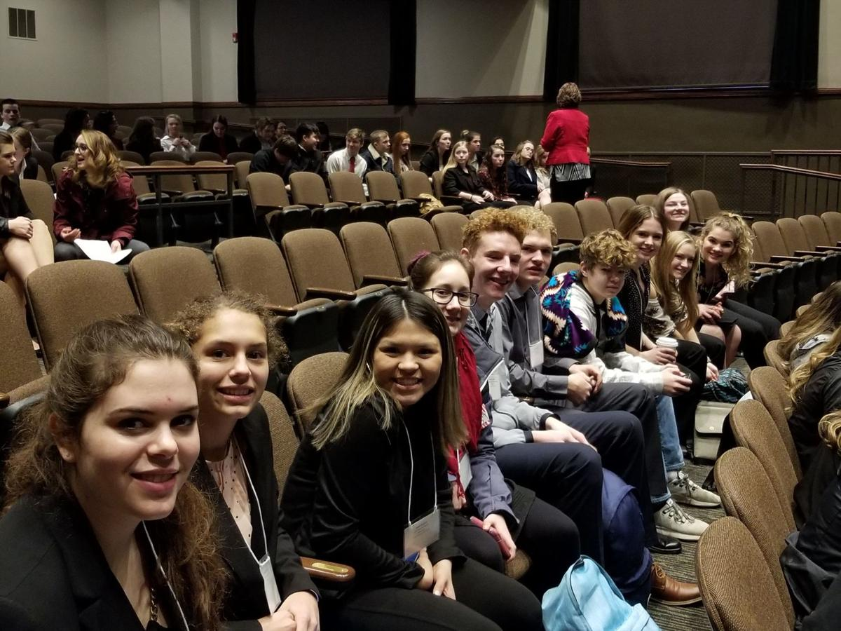CVHS students to attend BPA state competition