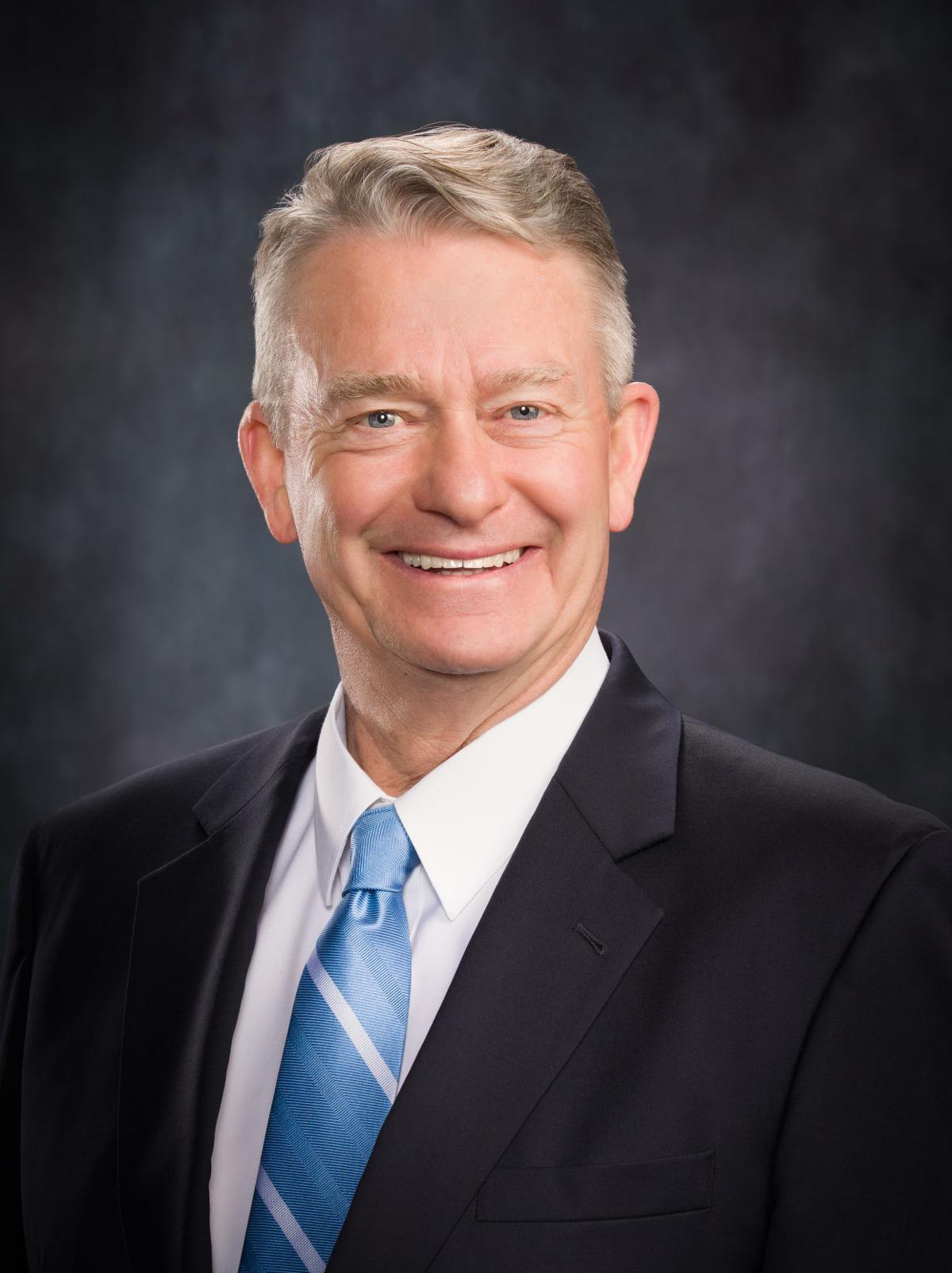Governor Brad Little photo