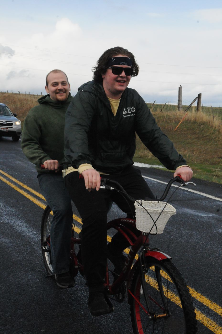 Fraternity brothers 'Bike to Boise' in support of children's home