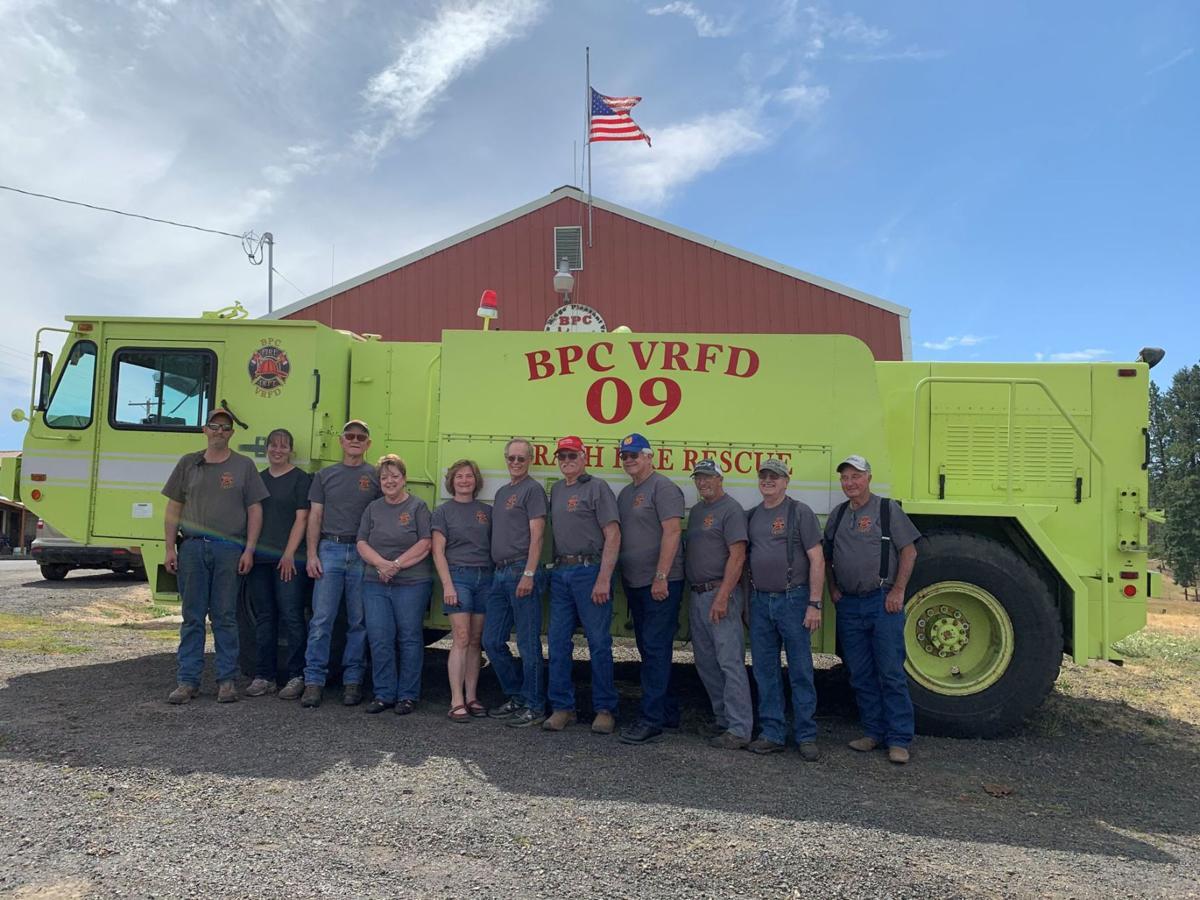BPC Volunteer Fire Department