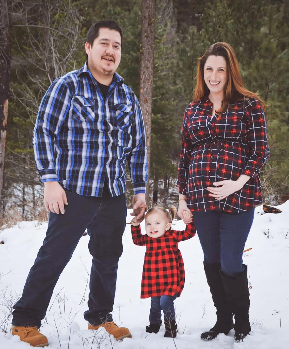 Whittle family photo