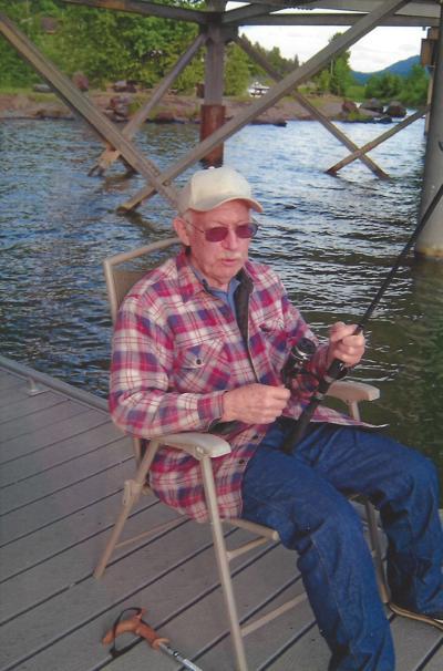 "Louis Eldon ""Shorty"" Grant, 83, Grangeville"