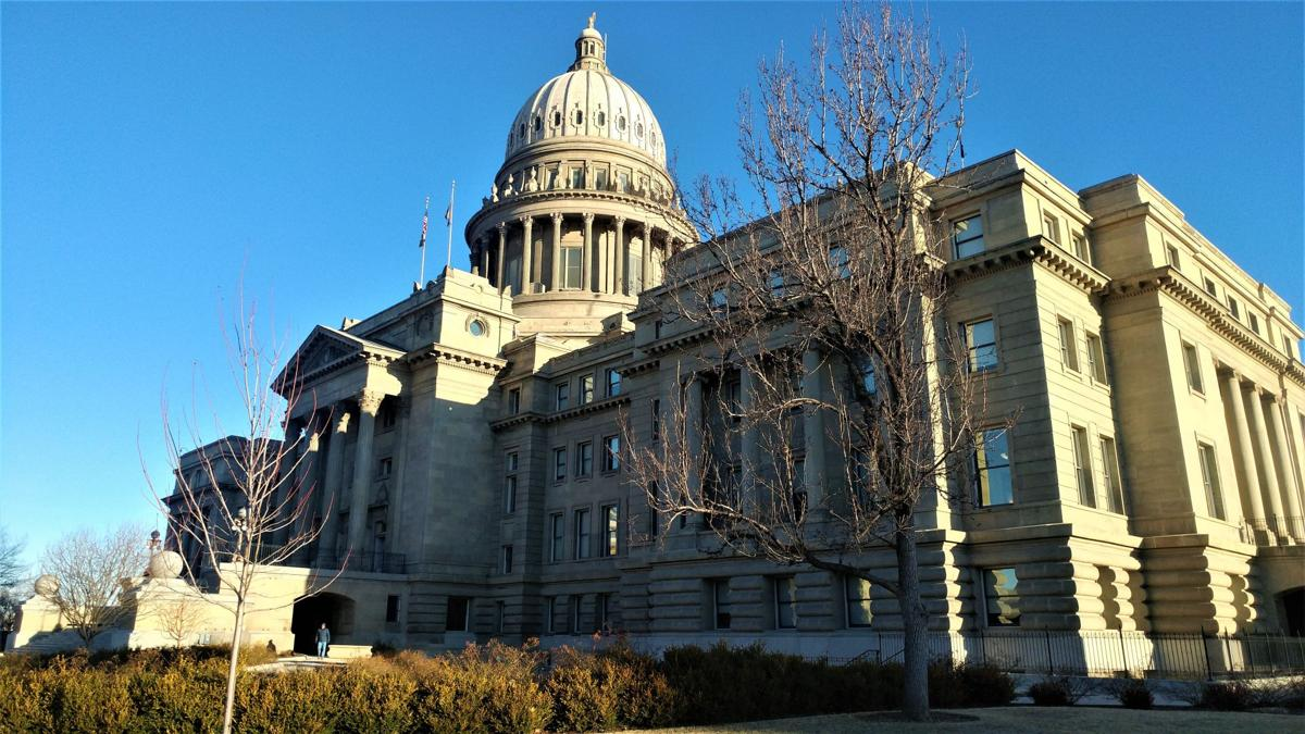 Idaho State Capitol Building