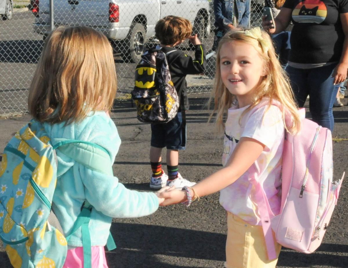 First Day Of School At GEMS photo 1