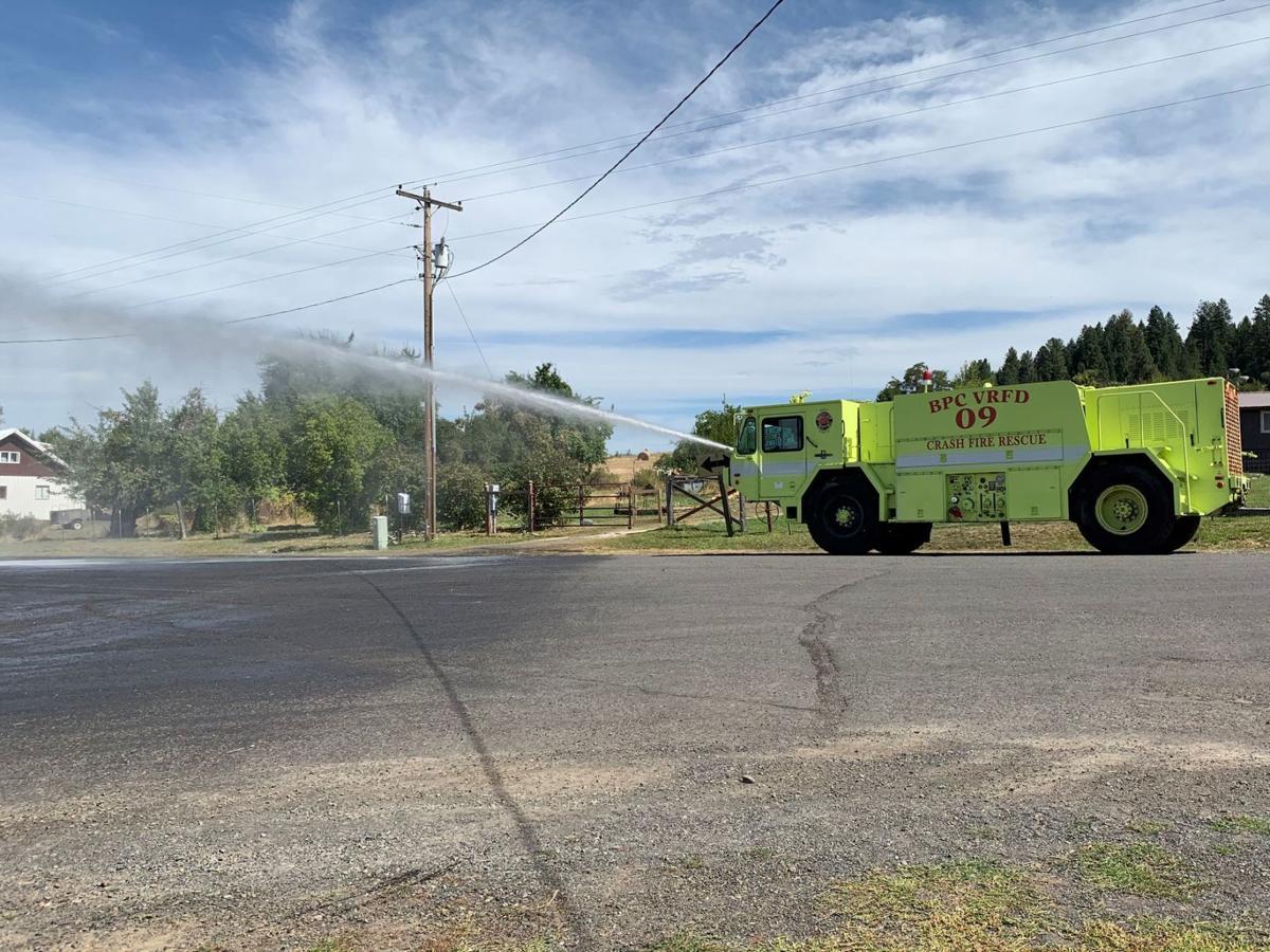 BPC Volunteer Rural Fire Department