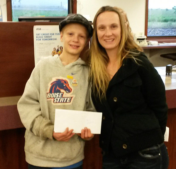 P1FCU youth month winners announced
