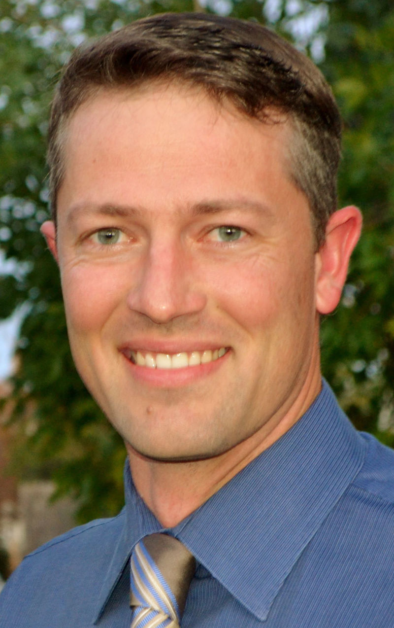 Idaho County Commissioner Mark Frei
