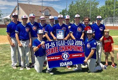Central Idaho wins 15U state baseball tourney | News
