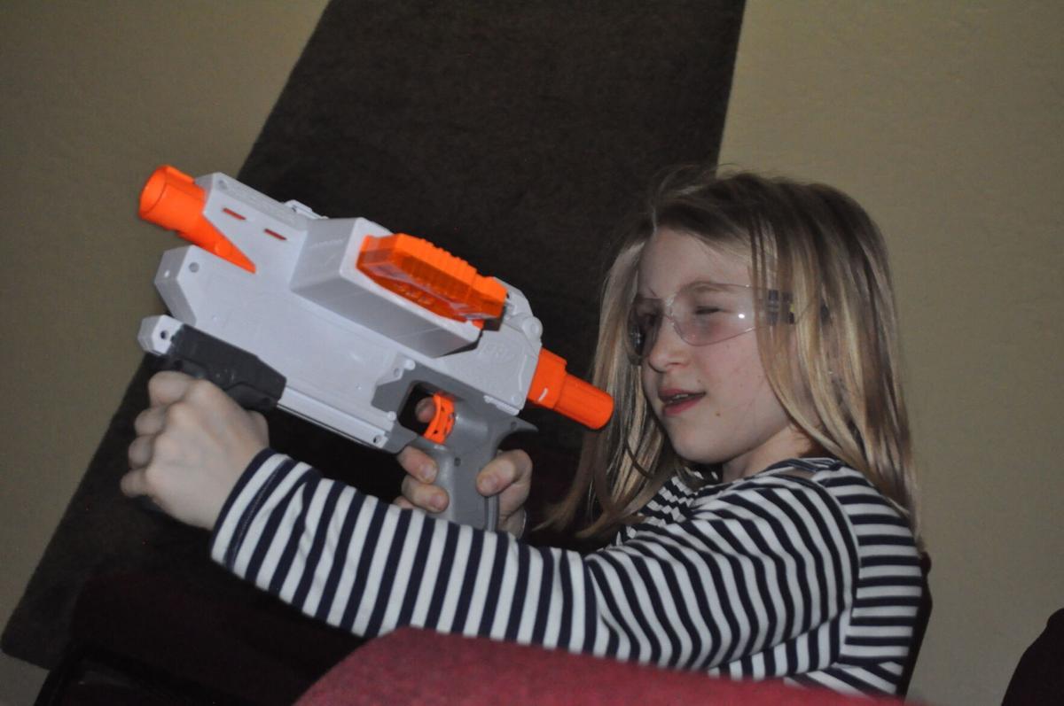Nerf Gun War photo 1