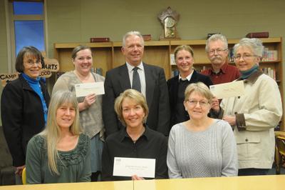 Foundation awards $3,000 to Grangeville groups