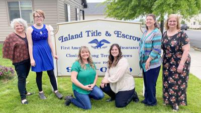 Inland Title employees photo