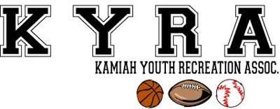 Kamiah Youth Recreation Association (KYRA) logo