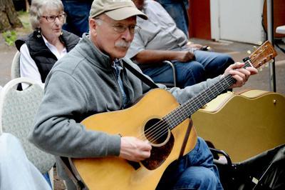 Bluegrass Jam Session