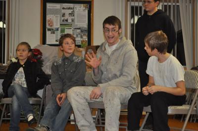 Cornerstone Theater presents 'A Christmas Carol' Dec. 9-11