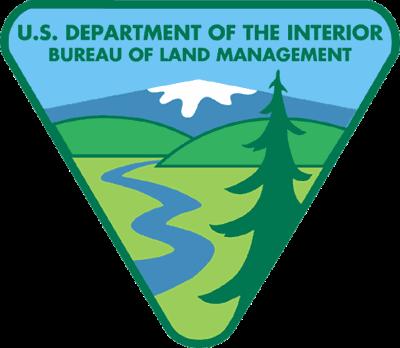 Bureau of Land Management (BLM) logo