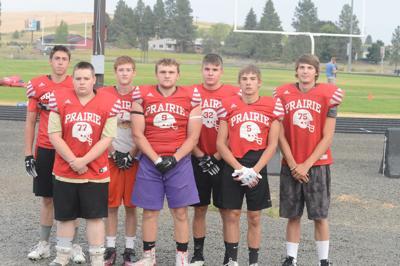 Prairie football team photo