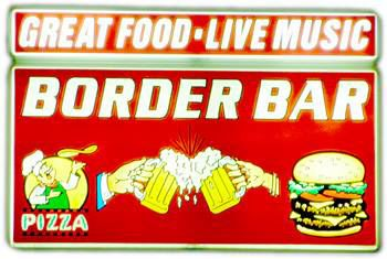 Border Bar Pizza Parlor