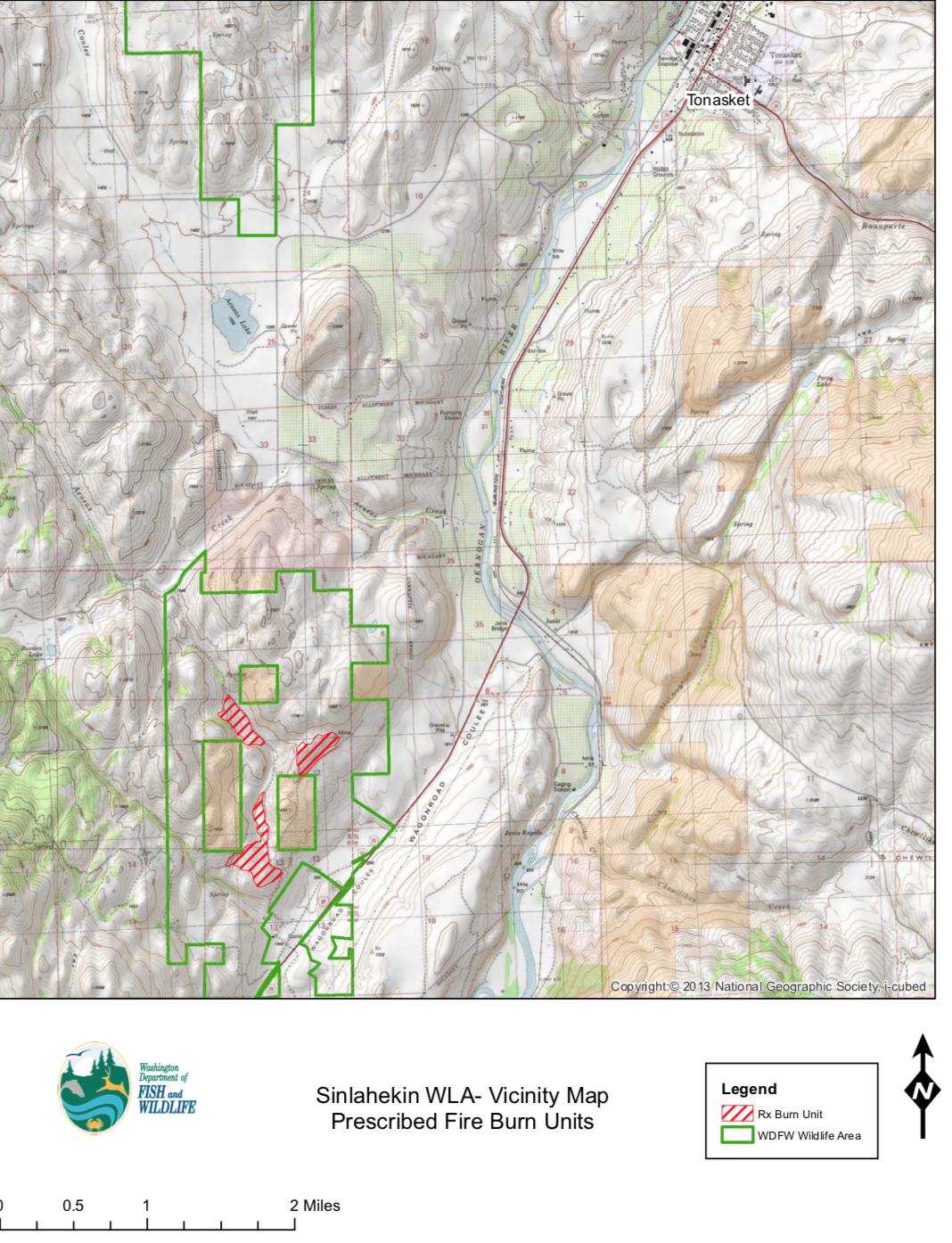Tonasket Fire Map.Prescribed Burns Happening In Okanogan County This Week Columbia