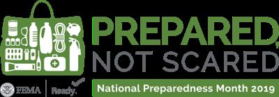 Prepared Not Scared