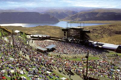 3f0fc40f42cc Detectives investigating two assaults during Phish concert at the Gorge  Amphitheater