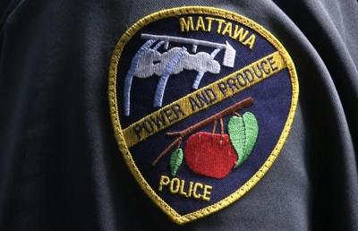 mattawa police patch