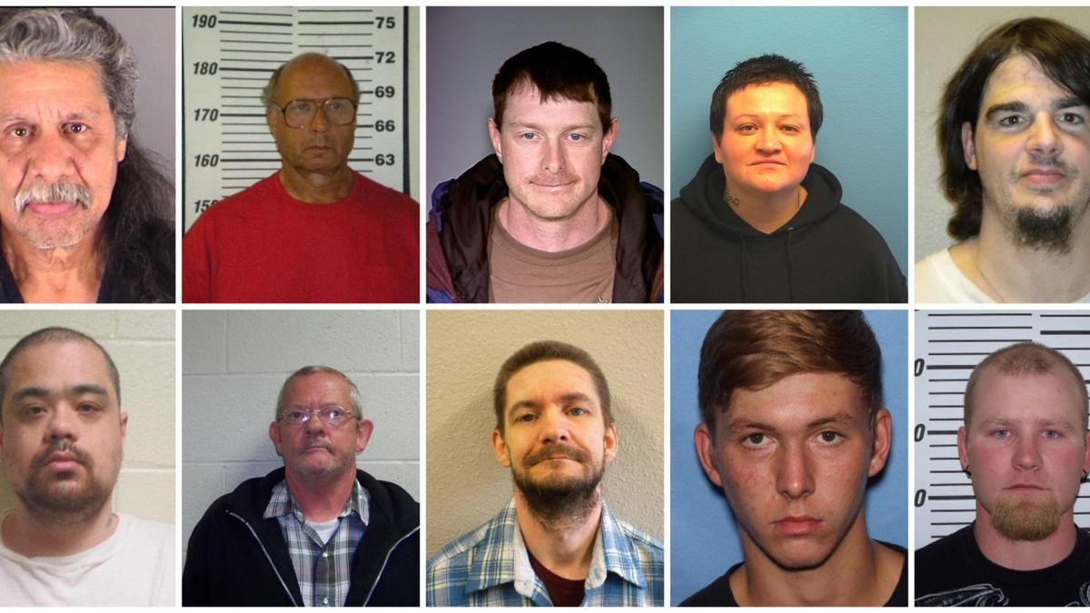 Sex offender list