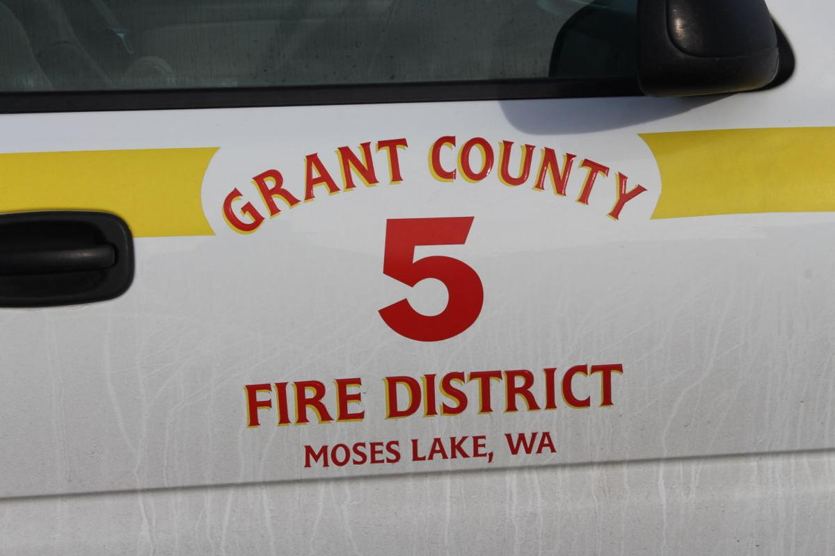 Wiring To Porch Light Suspected As Start Of House Fire Near Moses How A Lake