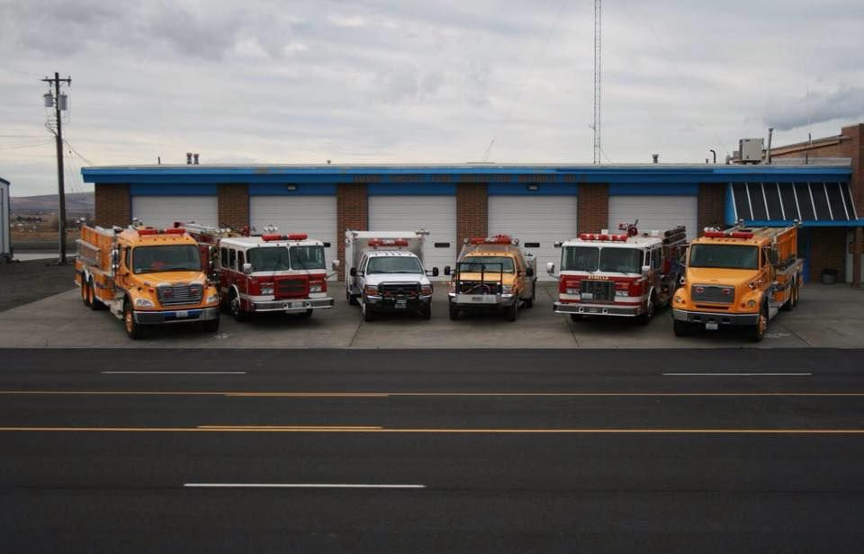 Adams Co. Fire District 5 hosting open house Thursday in Othello | Columbia Basin | ifiberone.com