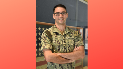 Petty Officer 2nd Class Jonathon Paul