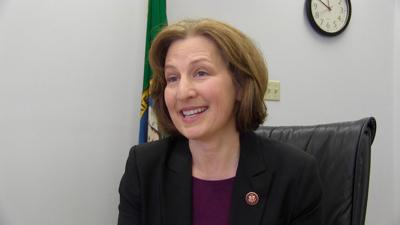 U.S. Rep. Kim Schrier, R-8th District