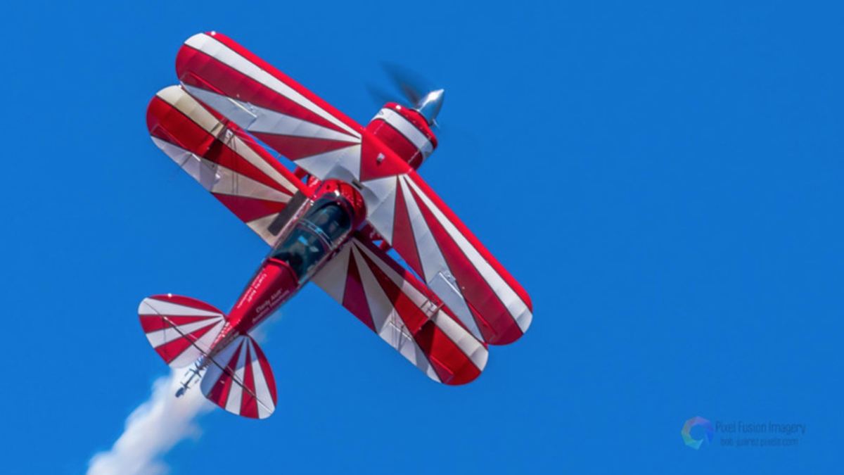 This one's for dad...Moses Lake Airshow extends 25% off flash sale of tickets through June 15