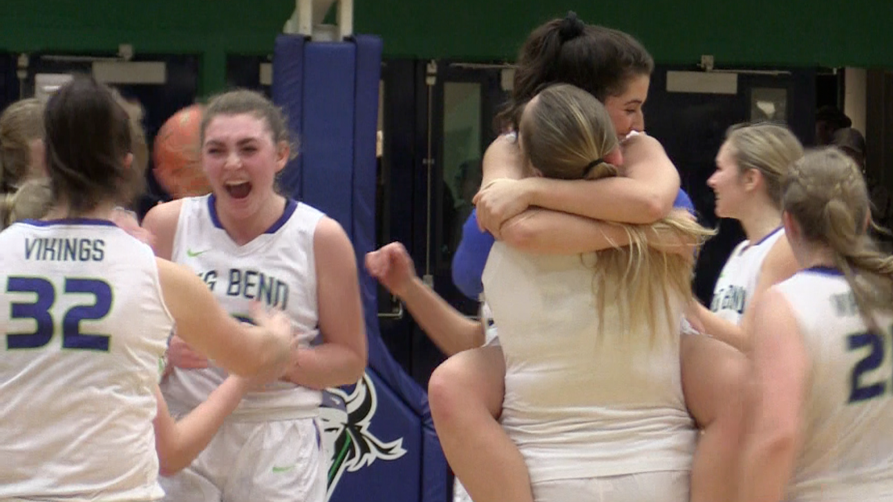 Big Bend women get ahead early, hold on for key win over Wenatchee Valley