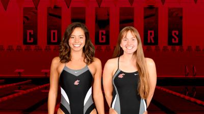 WSU Swimmers