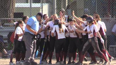 Moses Lake softball