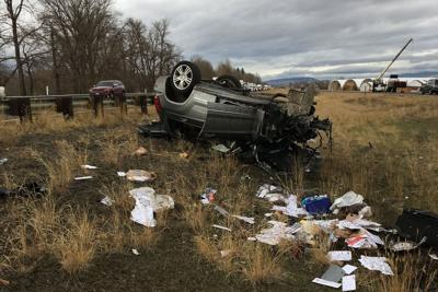 UPDATE: Woman killed in wreck on I-90 in Ellensburg identified