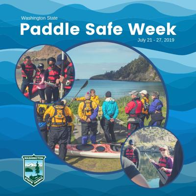 Paddle Safe Week
